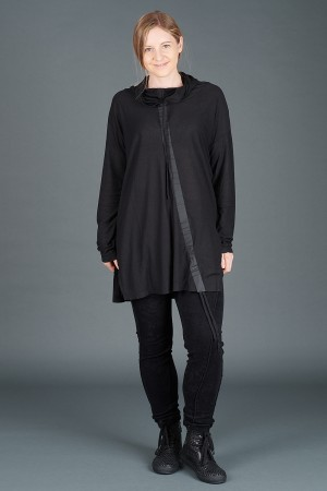 lb195186 - Lurdes Bergada Oversized Tunic @ Walkers.Style women's and ladies fashion clothing online shop