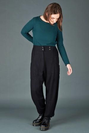 lb195202 - Lurdes Bergada Long Sleeve Tee @ Walkers.Style women's and ladies fashion clothing online shop