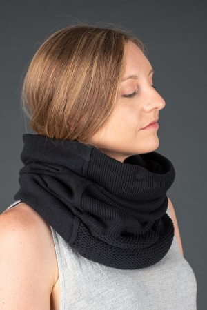 sb195211 - StudioB3 Agami Chunky Snood @ Walkers.Style women's and ladies fashion clothing online shop