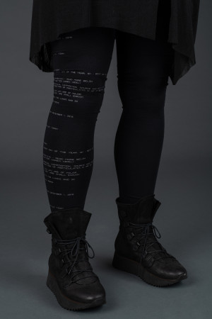 sb195229 - StudioB3 Dalatos Leggings @ Walkers.Style women's and ladies fashion clothing online shop