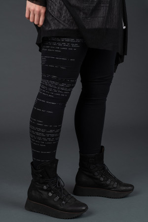 sb195229 - StudioB3 Dalatos Leggings @ Walkers.Style buy women's clothes online or at our Norwich shop.