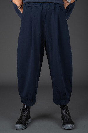 mb195236 - Mamab Bianco Trousers @ Walkers.Style women's and ladies fashion clothing online shop
