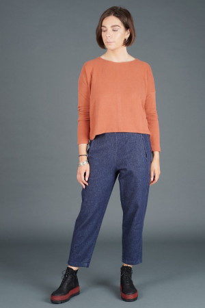 mb195251 - Mamab Terra Trousers @ Walkers.Style buy women's clothes online or at our Norwich shop.