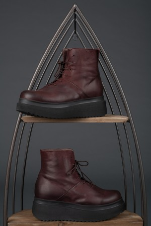 LF195269 - Lofina Platform Boot @ Walkers.Style women's and ladies fashion clothing online shop