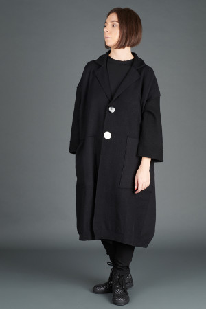 KK195276 - Knit Knit Coat @ Walkers.Style women's and ladies fashion clothing online shop
