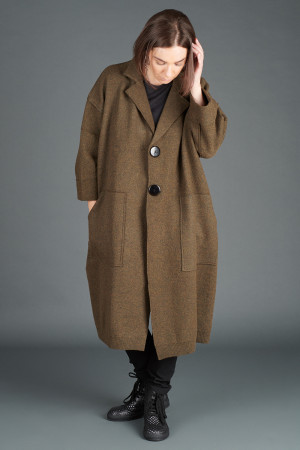 KK195277 - Knit Knit Coat @ Walkers.Style women's and ladies fashion clothing online shop