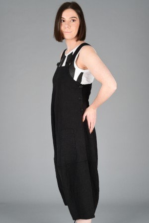 lb200002 - Lurdes Bergada Low crotch overalls @ Walkers.Style buy women's clothes online or at our Norwich shop.