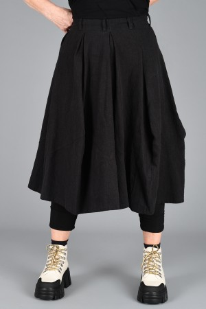 lb200003 - Lurdes Bergada Balloon Skirt @ Walkers.Style women's and ladies fashion clothing online shop