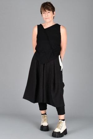 lb200003 - Lurdes Bergada Balloon Skirt @ Walkers.Style buy women's clothes online or at our Norwich shop.
