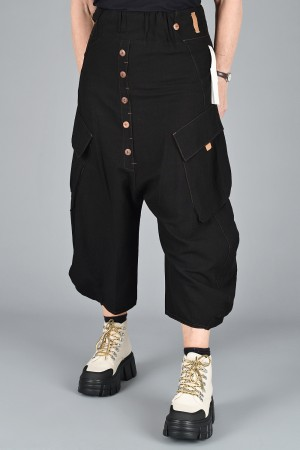 lb200008 - Lurdes Bergada Low Crotch Pants @ Walkers.Style women's and ladies fashion clothing online shop