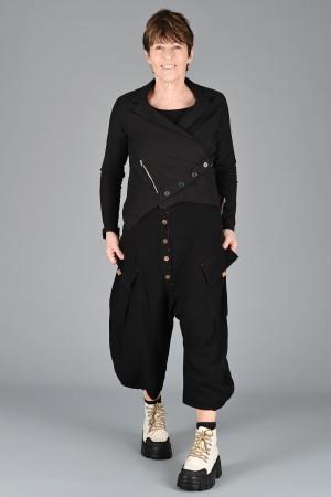 lb200008 - Lurdes Bergada Low Crotch Pants @ Walkers.Style buy women's clothes online or at our Norwich shop.