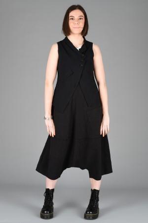 lb200009 - Lurdes Bergada Waistcoat @ Walkers.Style women's and ladies fashion clothing online shop