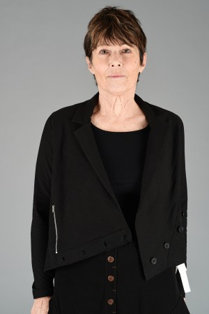 lb200012 - Lurdes Bergada Jersey Jacket @ Walkers.Style buy women's clothes online or at our Norwich shop.