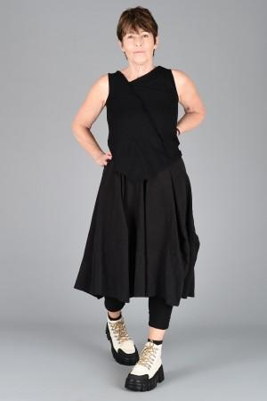 lb200016 - Lurdes Bergada Sleeveless T-Shirt @ Walkers.Style women's and ladies fashion clothing online shop