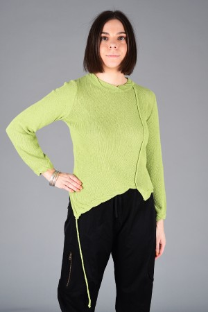 lb200018 - Lurdes Bergada Knitted Pullover @ Walkers.Style buy women's clothes online or at our Norwich shop.
