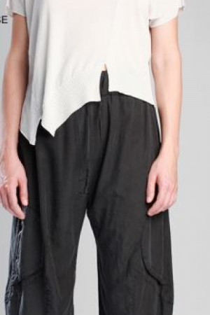lb200022 - Lurdes Bergada Cargo Trousers @ Walkers.Style buy women's clothes online or at our Norwich shop.