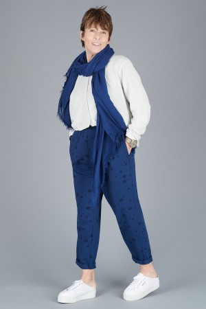 mb200029 - Mamab Raro Trousers @ Walkers.Style buy women's clothes online or at our Norwich shop.