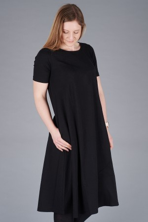 mb200035 - Mamab Paros T-shirt dress @ Walkers.Style buy women's clothes online or at our Norwich shop.