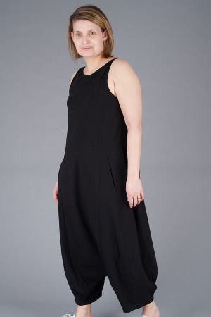 mb200036 - Mamab IOS Low Crotch Jumpsuit @ Walkers.Style buy women's clothes online or at our Norwich shop.