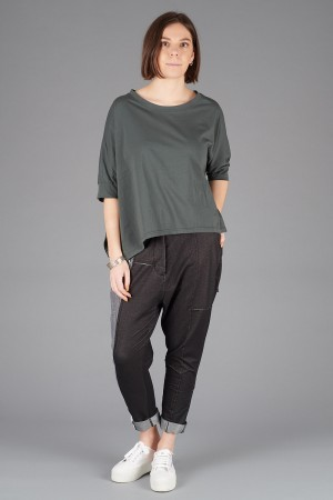 mb200040 - Mamab Lago Top @ Walkers.Style women's and ladies fashion clothing online shop