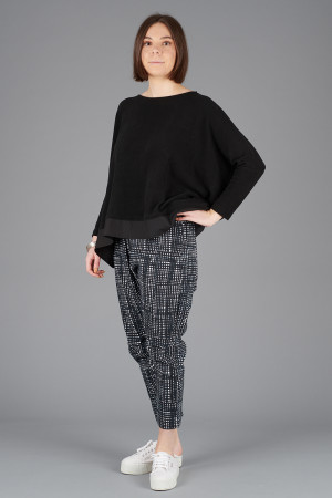 mb200047 - Mamab Bamboo Pullover @ Walkers.Style women's and ladies fashion clothing online shop