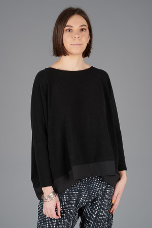 mb200047 - Mamab Bamboo Pullover @ Walkers.Style buy women's clothes online or at our Norwich shop.