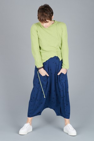 mb200049 - Mamab Rusce  Trousers @ Walkers.Style buy women's clothes online or at our Norwich shop.