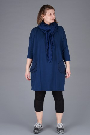 mb200052 - Mamab Koh Tunic @ Walkers.Style women's and ladies fashion clothing online shop