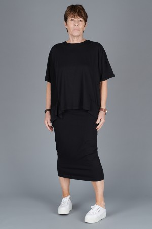 mb200054 - Mamab Brezza Top @ Walkers.Style women's and ladies fashion clothing online shop