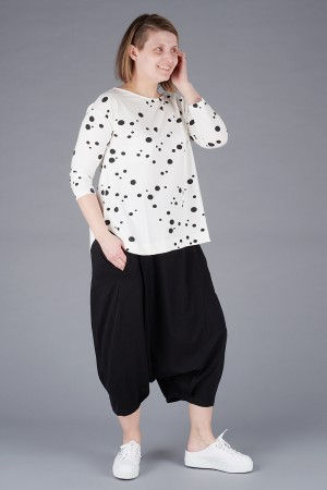 mb200059 - Mamab Tavolara Top @ Walkers.Style women's and ladies fashion clothing online shop