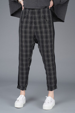NR200064 - Nor Checked Trousers @ Walkers.Style buy women's clothes online or at our Norwich shop.
