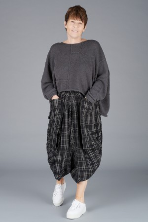 NR200066 - Nor Checked Harems @ Walkers.Style buy women's clothes online or at our Norwich shop.