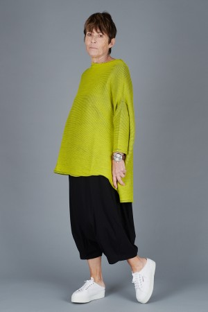 KK200086 - Knit Knit Ribbed Pullover @ Walkers.Style women's and ladies fashion clothing online shop