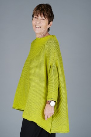 KK200086 - Knit Knit Ribbed Pullover @ Walkers.Style buy women's clothes online or at our Norwich shop.