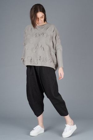 KK200099 - Knit Knit Textured Pullover @ Walkers.Style women's and ladies fashion clothing online shop