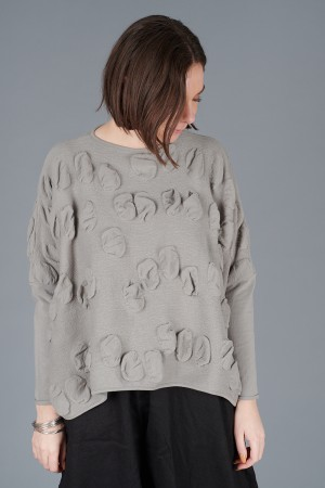 KK200099 - Knit Knit Textured Pullover @ Walkers.Style buy women's clothes online or at our Norwich shop.