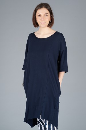 LK200103 - Luukaa Teresa Dress @ Walkers.Style buy women's clothes online or at our Norwich shop.
