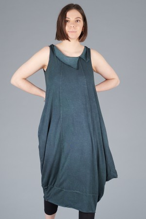 LK200104 - Luukaa Sleeveless Dress 'Gloria' @ Walkers.Style buy women's clothes online or at our Norwich shop.