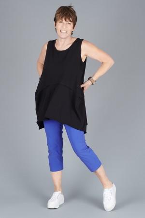 LK200106 - Luukaa Carmen Vest @ Walkers.Style women's and ladies fashion clothing online shop