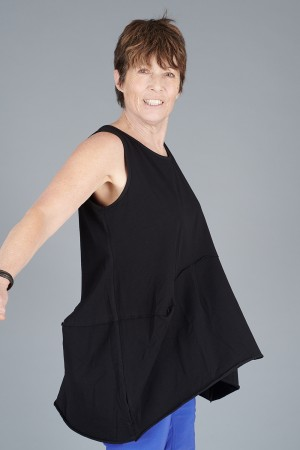 LK200106 - Luukaa Carmen Vest @ Walkers.Style buy women's clothes online or at our Norwich shop.