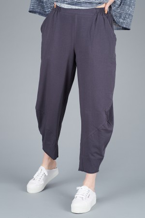 LK200111 - Luukaa Jill Low Crotch Trousers @ Walkers.Style women's and ladies fashion clothing online shop