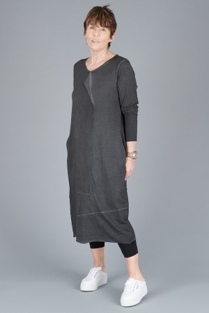 LK200115 - Luukaa Jasmine Long Sleeve Dress @ Walkers.Style women's and ladies fashion clothing online shop