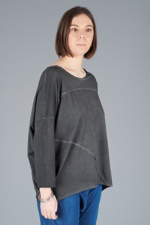 LK200116 - Luukaa Jasmine Top @ Walkers.Style buy women's clothes online or at our Norwich shop.