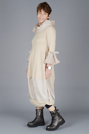 LA200118 - Latte Dress @ Walkers.Style women's and ladies fashion clothing online shop