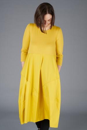 LA200119 - Latte Dress @ Walkers.Style buy women's clothes online or at our Norwich shop.