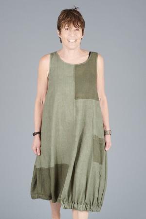 LA200120 - Latte Dress @ Walkers.Style buy women's clothes online or at our Norwich shop.