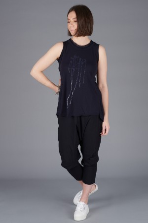 rh200167 - Rundholz Black Label Top @ Walkers.Style women's and ladies fashion clothing online shop