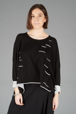 rh200202 - Rundholz Knitted Pullover @ Walkers.Style buy women's clothes online or at our Norwich shop.
