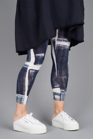 rh200215 - Rundholz Black Label Leggings @ Walkers.Style women's and ladies fashion clothing online shop