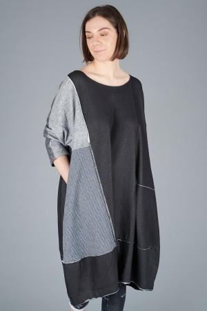 rh200222 - Rundholz Black Label Dress @ Walkers.Style buy women's clothes online or at our Norwich shop.